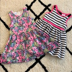 Toddler girls dress bundle